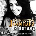 Joan Baez Introducing Joan Baez -Her Debut Album