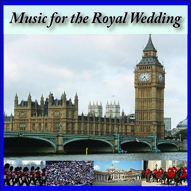 Cover Art: The Royal Wedding Music