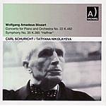 Carl Schuricht Mozart: Piano Concerto No. 22, Symphony No. 35 - Schuricht