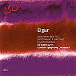 London Symphony Orchestra Elgar: Symphonies Nos. 1–3