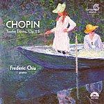 Frederic Chiu Chopin: Twelve Études, Op. 25