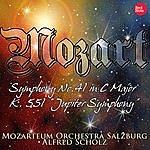 "Alfred Scholz Mozart: Symphony No.41 In C Major K. 551 ""jupiter Symphony"""