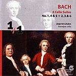 Jaap Ter Linden Bach: Six Cello Suites