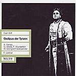 Ferdinand Leitner Orff: Oedipus Der Tyrann