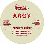 Argy Daze To Come Ep