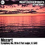 Alfred Scholz Mozart: Symphony No. 39 In E Flat Major, K. 543
