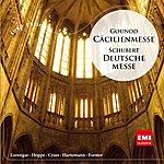 Jean-Claude Hartemann Gounod: Cäcilienmesse / Schubert: Deutsche Messe