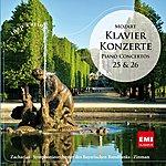 Christian Zacharias Mozart: Klavierkonzerte Nr. 25 & 26 Krönungskonzert