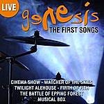Genesis Genesis The First Songs