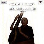 M.S. Subbulakshmi Legend : Bharat Ratna M. S. Subhlaxmi - Vol 5