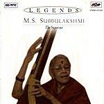 M.S. Subbulakshmi Legends : Bharat Ratna M. S. Subhlaxmi - Vol. 4