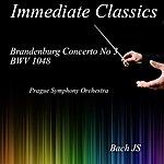 Prague Symphony Orchestra Bach: Brandenburg Concerto No. 3, Bwv 1048