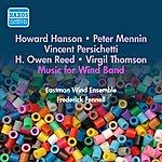 Frederick Fennell Reed, H.O.: La Fiesta Mexicana / Persichetti, V.: Psalm / Thomson, V.: A Solemn Music (Eastman Wind Ensemble) (1954)