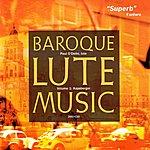 Paul O'Dette Baroque Lute Music, Vol. I: Kapsberger