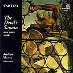 Andrew Manze Tartini: The Devil's Sonata And Other Works