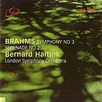 London Symphony Orchestra Brahms: Symphony No. 3 & Serenade No. 2