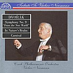 """Czech Philharmonic Orchestra Dvořák: Symphony No. 9 """"From The New World"""", In Nature´s Realm, Carnival / Cpo / Neumann"""