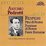 Czech Philharmonic Orchestra Respighi: Pini DI Roma, Fontane DI Roma, Feste Romane