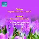 Robert Irving Walton, W.: Facade Suites Nos. 1 And 2 / Lambert, C.: Horoscope Suite (Irving) (1953)