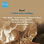 Ernest Ansermet Ravel, M.: Enfant Et Les Sortileges (L') (Ansermet) (1954)