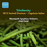 Antal Dorati Tchaikovsky, P.I.: 1812 Festival Overture / Capriccio Italien (Dorati) (1954-1955)