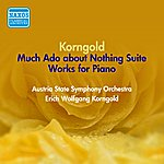 Erich Wolfgang Korngold Korngold, E.W.: Much Ado About Nothing Suite / Improvisations (Korngold) (1951)