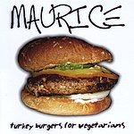 Maurice Turkey Burgers For Vegetarians
