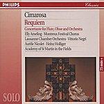 Elly Ameling Cimarosa: Requiem; Concertante For Flute, Oboe & Orchestra