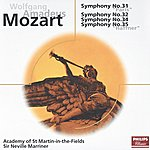 Academy Of St. Martin-In-The-Fields Mozart: Symphonies Nos.31,32,34 & 35