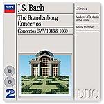 Academy Of St. Martin-In-The-Fields Bach, J.S.: The Brandenburg Concertos Etc (2 CDs)