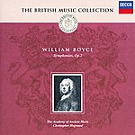 The Academy Of Ancient Music Boyce: Symphonies Nos. 1-8