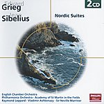 English Chamber Orchestra Grieg/Sibelius: Nordic Suites (2 CD)