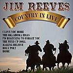 Jim Reeves Jim Reeves Country In Live