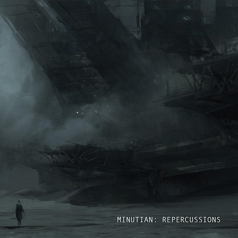 Cover Art: Repercussions