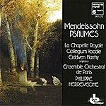 Philippe Herreweghe Mendelssohn: Psalms
