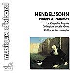 Philippe Herreweghe Mendelssohn: Motets