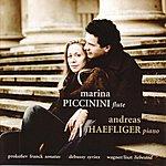 Andreas Haefliger Prokofiev / Franck: Sonatas - Debussy: Syrinx - Wagner / Liszt: Liebestod