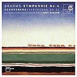 Deutsches Symphonie-Orchester Berlin Brahms: Symphonie No. 4 / Schoenberg: Variations, Op. 31