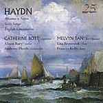 Melvyn Tan Haydn - Ariannaa Naxos / Scots Songs / English Canzonettas