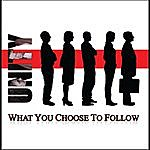 Unity What You Choose To Follow