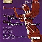 The Sixteen Vivald: Gloria In D Major / Bach: Magnificat In D Major