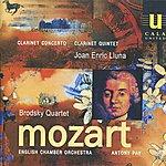 Antony Pay Mozart: Clarinet Concerto And Clarinet Quintet