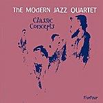 The Modern Jazz Quartet Classic Concepts