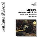 Gérard Caussé Brahms: Chamber Quintets Op.111 & 115