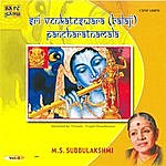 M.S. Subbulakshmi Balaji Pancharatnamala Vol 3