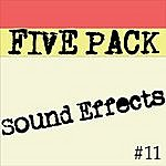 Sound Effects 5 Pack Of Sound Effects Vol 11