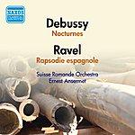 Ernest Ansermet Debussy, C.: Nocturnes / Ravel, M.: Rapsodie Espagnole (Suisse Romande Orchestra, Ansermet) (1951)