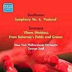 George Szell Beethoven, L.: Symphony No. 6 / Smetana, B.: Moldau / From Bohemia's Fields And Groves (Szell) (1951)