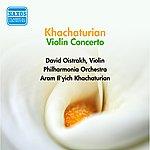 David Oistrakh Khachaturian, A.I.: Violin Concerto (Oistrakh, Philharmonia, Khachaturian) (1954)