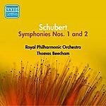 Sir Thomas Beecham Schubert: Symphonies Nos. 1 And 2 (Beecham) (1953-1954)